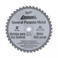 Диск для циркулярной пилы по металлу Milwaukee 203x15,87mm Z42 (48404515)