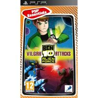 270x270-Игровой диск для psp NAMCO BANDAI/ATARI BEN 10: ALIEN FORCE VILGAX ATTACKS PSP