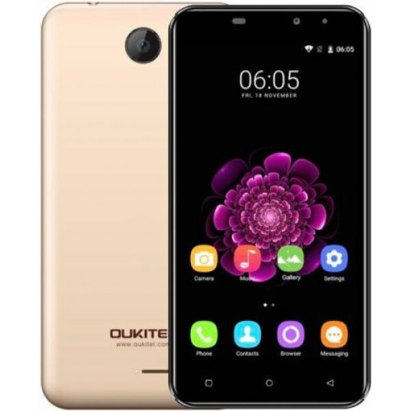 Смартфон Oukitel C9 (золотистый)