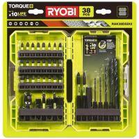 270x270-Набор ударных бит и сверл RYOBI RAK38DSDI2 (5132004388) 38 предметов