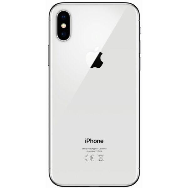 Смартфон APPLE iPhone X 64GB Silver (MQAD2AA/A)
