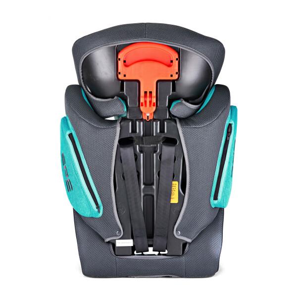 Детское автокресло LORELLI OMEGA GREY&GREEN 9-36 кг