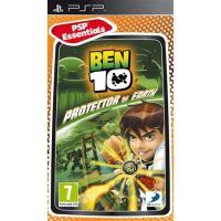 270x270-Игровой диск для psp SONY CEE BEN 10: PROTECTOR OF EARTH PSP
