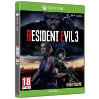 270x270-Игра для Xbox Resident Evil 3 [русские субтитры]