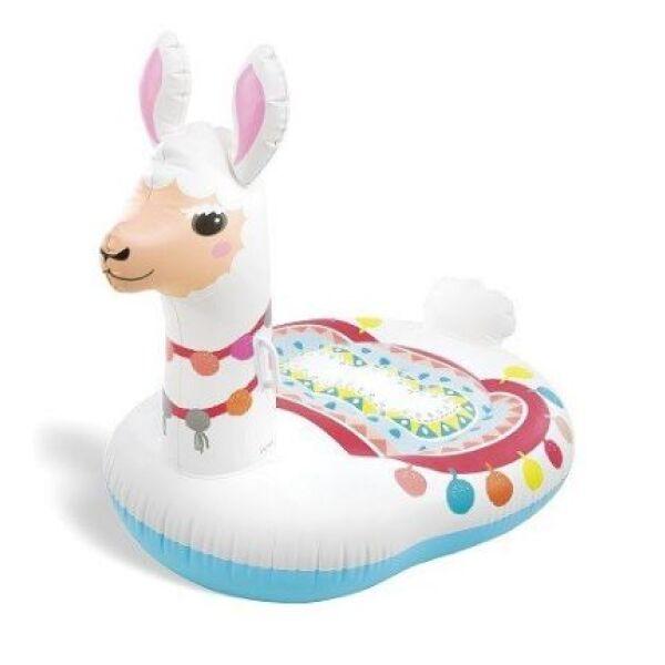 Надувной плот INTEX Cute Llama Ride-On 57564