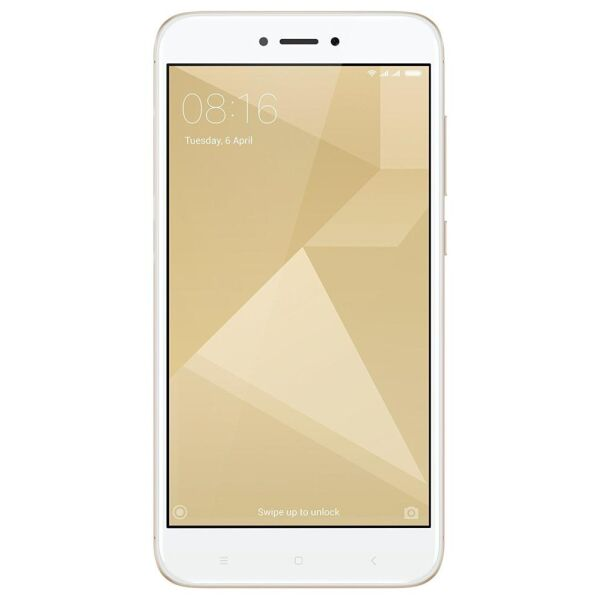 Смартфон XIAOMI Redmi 4X 3GB 32GB Gold