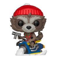270x270-Фигурка Funko POP! Bobble: Marvel: Holiday: Rocket (43334)