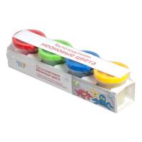 270x270-Набор для детской лепки GENIO KIDS-ART Тесто-пластилин. Неоновые цвета (TA1016)