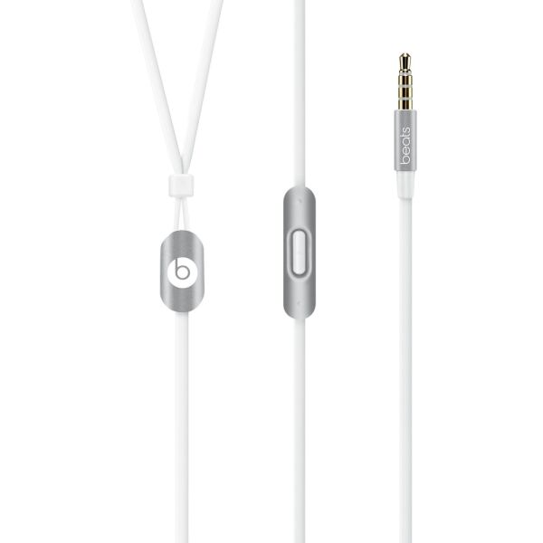 Наушники BEATS urBeats In-Ear Silver, MK9W2ZM/A