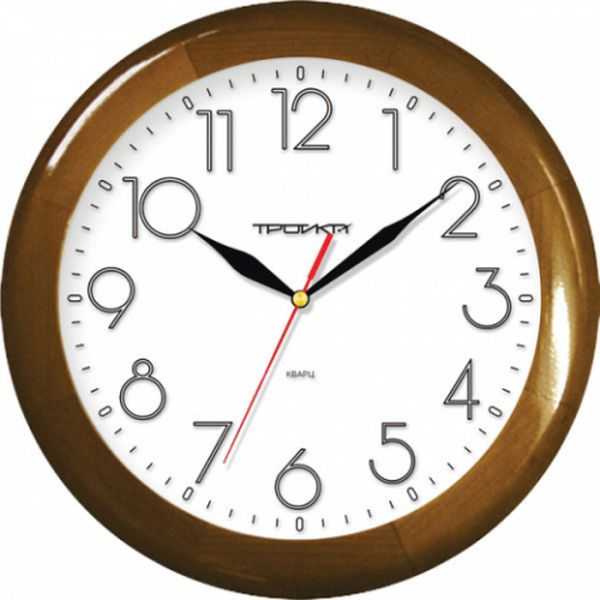 Часы настенные ТРОЙКА 11161183