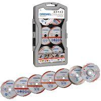 270x270-Набор отрезных дисков Dremel 2.615.S70.5JA