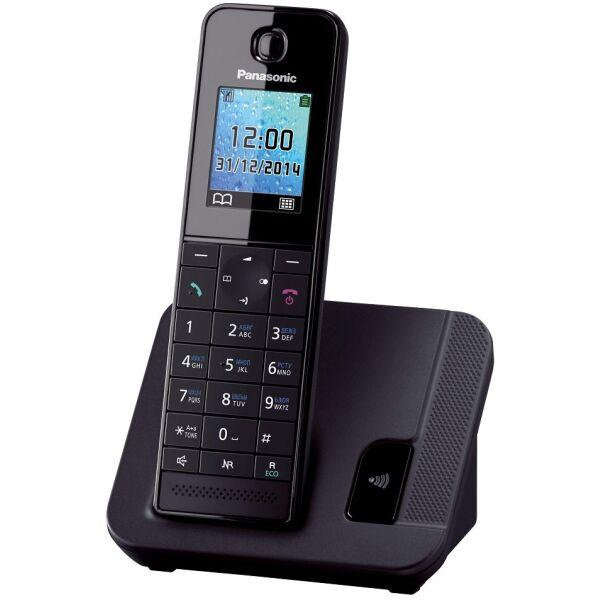 Беспроводной телефон стандарта DECT PANASONIC KX-TGH210RUB