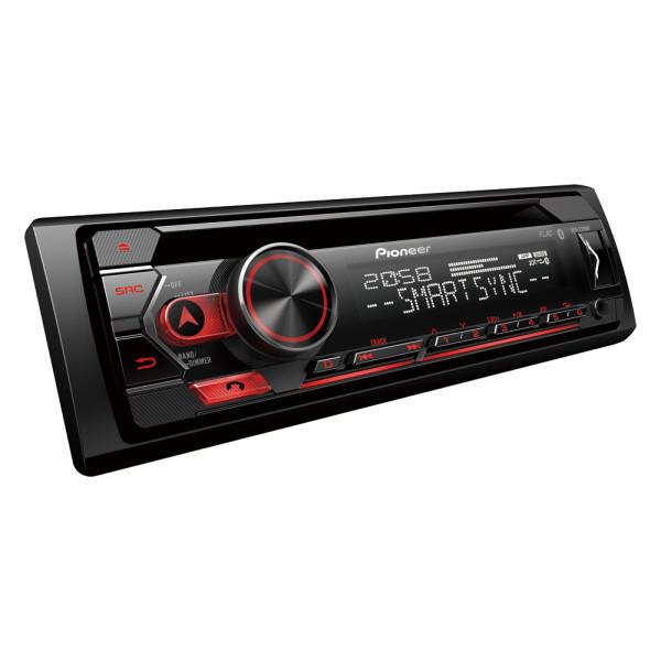 CD/MP3-магнитола Pioneer DEH-S320BT