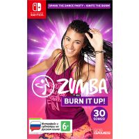 270x270-Игра для Nintendo Switch ZUMBA BURN IT UP!