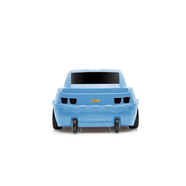 Детский чемодан RIDAZ Chevrolet Camaro ZL1 (синий)