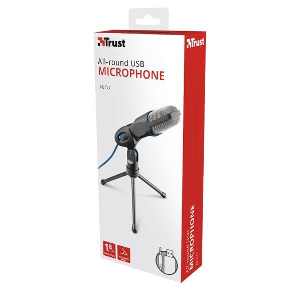 Микрофон Trust Mico