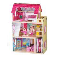 270x270-Кукольный домик Eco Toys Malinowa 2 4120
