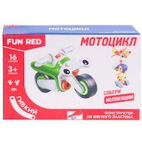 Гибкий конструктор FUN RED Мотоцикл (FRCF001-M)