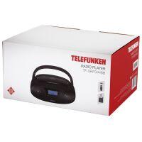 Портативная аудиосистема TELEFUNKEN TF-SRP3446B
