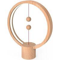 270x270-Лампа ALLOCACOC Heng Balance Lamp Round (DH0039LW/HBLRUB) светлое дерево