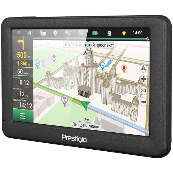 Комплект GPS навигатор GeoVision 5059 Navitel (PGPS5059CIS08GBNV) + видеорегистратор RoadRunner 140 (PCDVRR140)