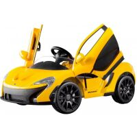 Электромобиль CHILOKBO McLaren P1 672 желтый