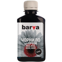 Чернила BARVA M100-407 EPSON M100/M105/M200/M205 BLACK 180 г