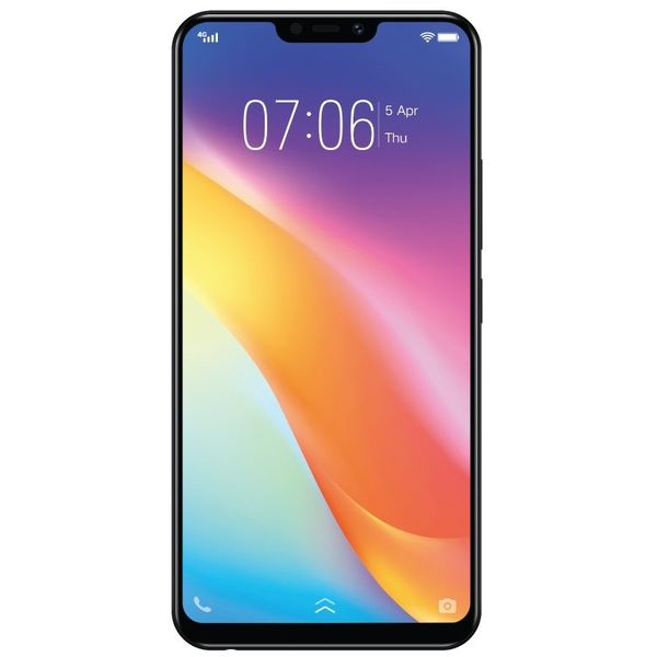Смартфон VIVO Y85 4Gb/32Gb черный