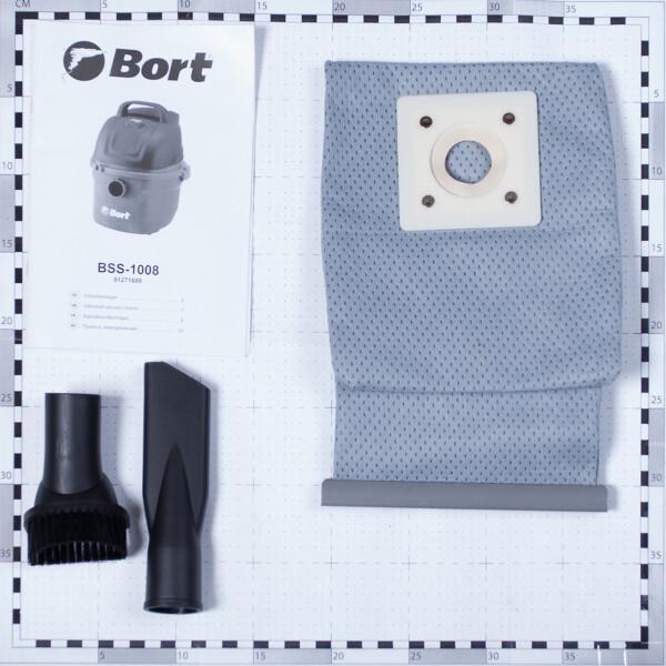 Пылесос для сухой и влажной уборки Bort BSS-1008