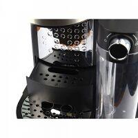 Кофеварка POLARIS PCM1519AE Adore Cappuccino (нерж. сталь/черный)