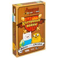 270x270-Настольная игра Hobby World Время приключений: Карточные войны. Финн против Джейка