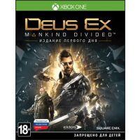 270x270-Игра для Xbox One Deus Ex: Mankind Divided. Day one edition