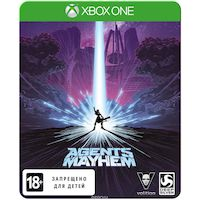 270x270-Игра для XBOX ONE Agents of Mayhem Steelbook ИЗДАНИЕ