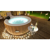 СПА-бассейн Intex Bubble Massage 28426