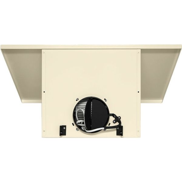 Кухонная вытяжка MAUNFELD Tower C 50 слоновая кость/стекло