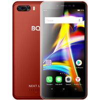 270x270-Смартфон BQ-Mobile BQ-5508L Next LTE (красный)