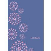 270x270-Записная книжка РОЗОВЫЙ ОРНАМЕНТ 45760/А6+ 192стр. ФЕНИКС