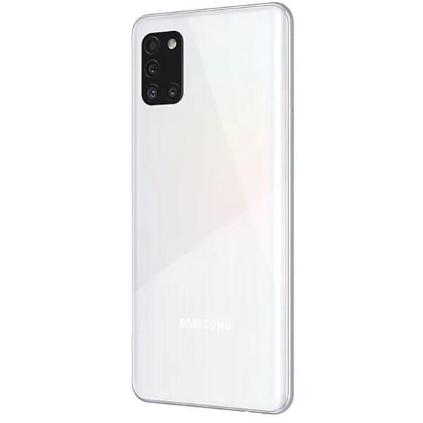 Смартфон SAMSUNG Galaxy A31 (SM-A315F) 4GB/64GB белый