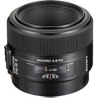 270x270-Объектив Sony 50mm F2.8 Macro (SAL50M28)