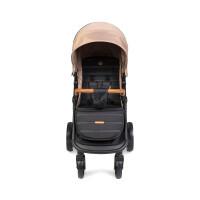 Коляска прогулочная Happy Baby Ultima V2 X4 (коричневый)