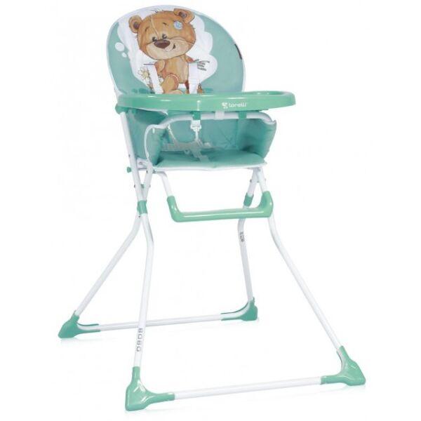 Стульчик для кормления Lorelli Bobo Green Cute Bear (10100271811)
