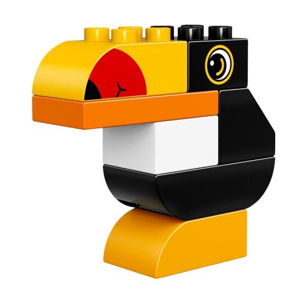 Игрушка Дупло Набор деталей для творческого конструирования LEGO 10853
