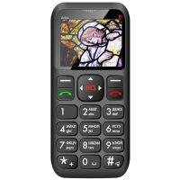 270x270-Телефон GSM BQ BQM-1802 Arlon черный/зеленый