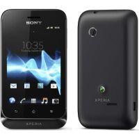 Смартфон SONY ST21i2 черный