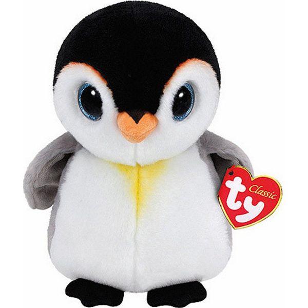 Мягкая игрушка TY INC Пингвин Pongo (42121)