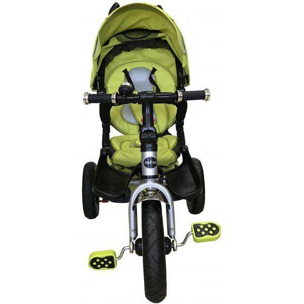 Детский велосипед Fun Trike LMX-809YA (желтый)
