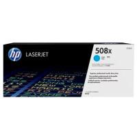 Катридж HP 508X (CF361X) для HP LaserJet Enterprise M552