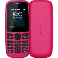 270x270-Телефон Nokia 105 розовый (TA-1174)