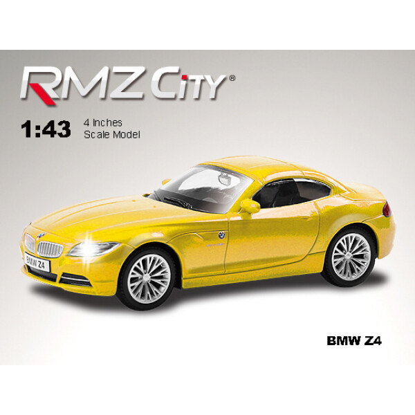 Машинка RMZ CITY BMW Z4 (444001)
