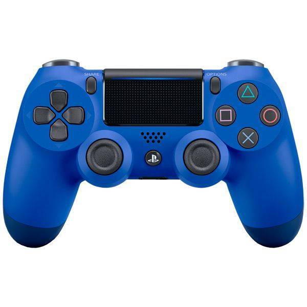 Геймпад DUALSHOCK 4 v2 синий